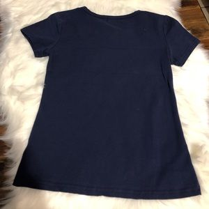 Tops - 🎉BLOWOUT SALE💥🔥Boss Lady Navy Graphic Tee